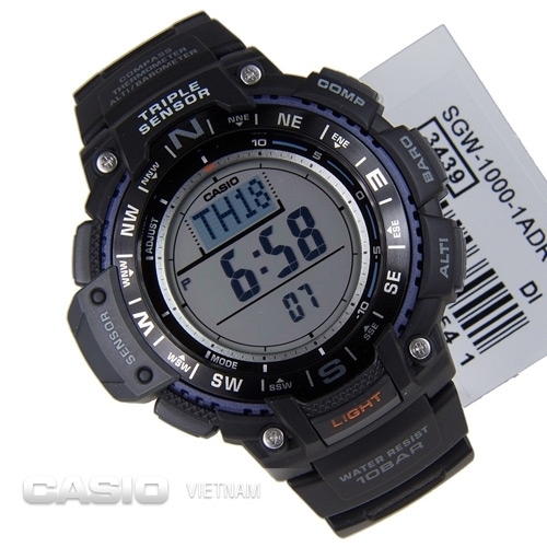 Đồng hồ Casio Out Gear SGW-1000-1A
