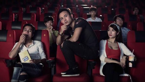 bí quyết chọn được chỗ ngồi ưng ý khi đi xem phim